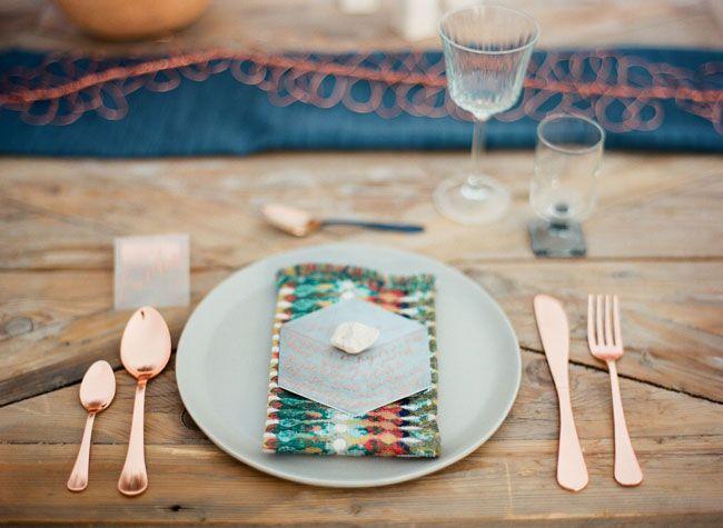 c47485d14b7eaacfab5f5fbcbbd96510  place settings cutlery - Modern Western Wedding Dress