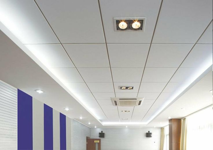 Act With Cove Acoustical Tiles Ceiling Acoustic Panels