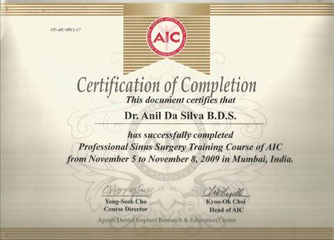 Professional Sinus Surgery trainning