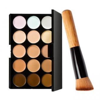 ➢ Compra Set de Paleta de Maquillaje y 20 Brochas E-Thinker-Negro online | Linio México