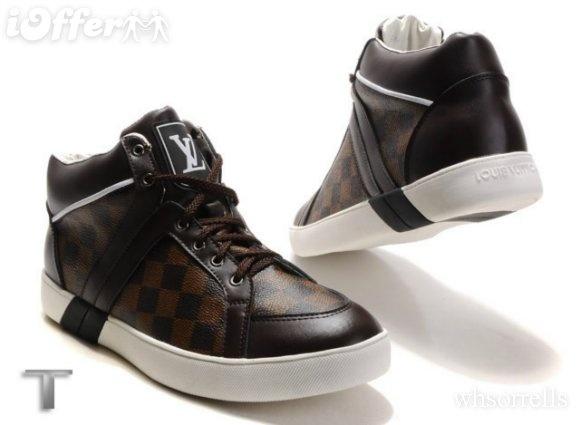 Louis Vuitton Men's Trainers Sneakers Shoes.