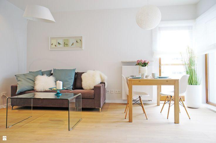 Salon styl Nowoczesny - zdjęcie od Monika Kowalczyk Home Design - Salon - Styl Nowoczesny - Monika Kowalczyk Home Design