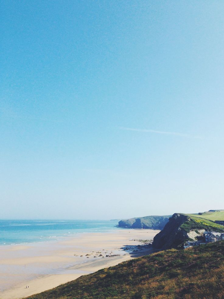 Our beautiful beach, Watergate Bay
