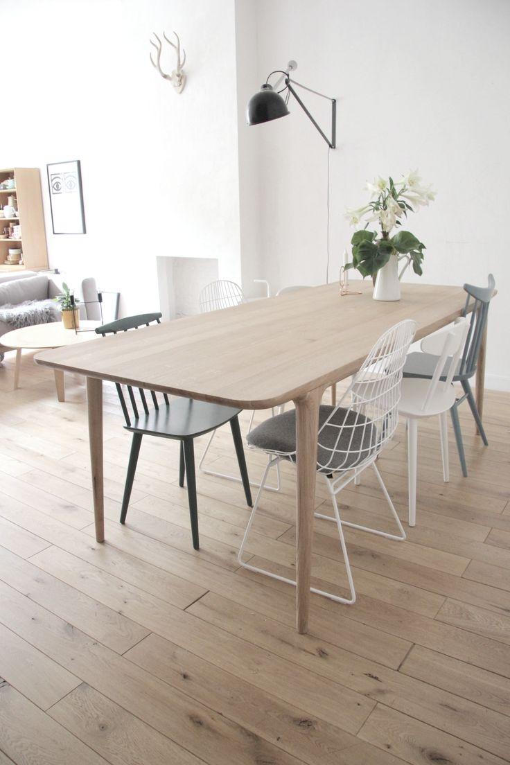#Gazzda#diningtable#Scandinavian#white#interior#inspiration