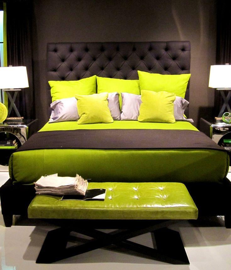 Master Bedroom Bed Designs Girls Bedroom Bed Bedroom Blue Paint Colors Zebra Bedroom Accessories: Best 25+ Lime Green Bedrooms Ideas On Pinterest