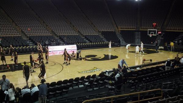 Iowa Hawkeye basketball