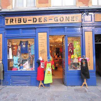 Tribu des Gones - boutique à Lyon
