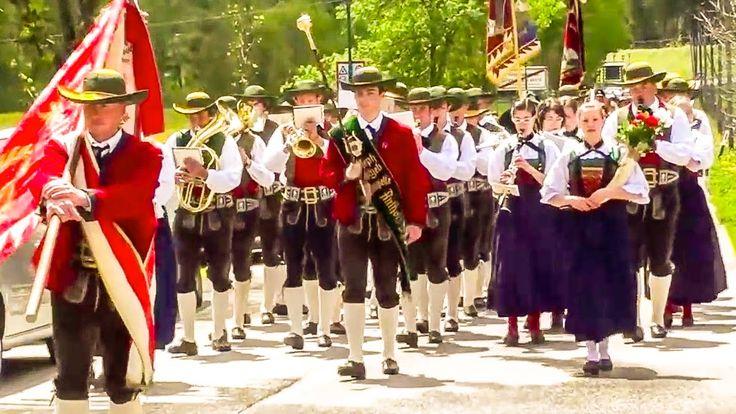 Musikkapellen aus Südtirol / bande musicali del sudtirolo / marching ban...