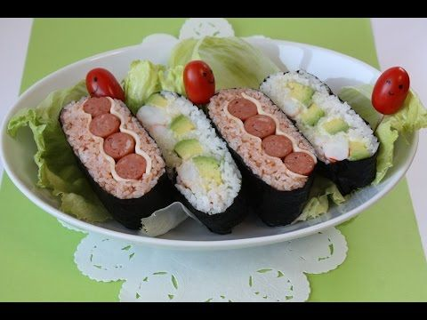 Onigirazu (Rice sandwiches) and you held ok in your favorite ingredients not -! YouTube