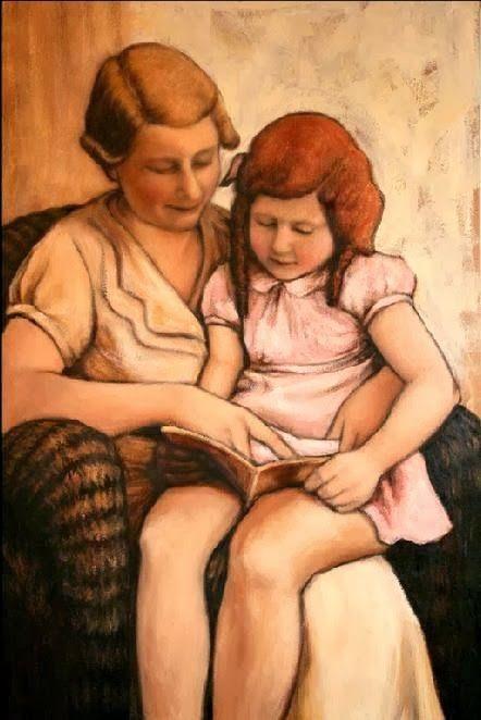 pintura de Kim Freithaler