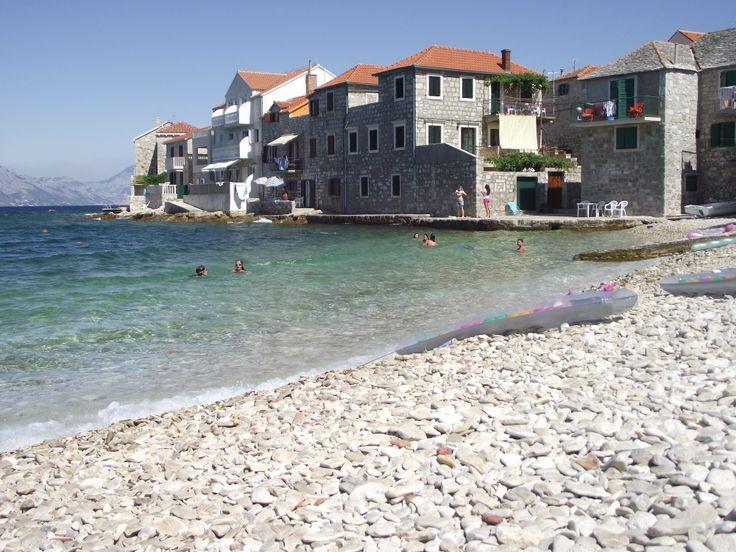 Croatia ostrov Brač-Postira