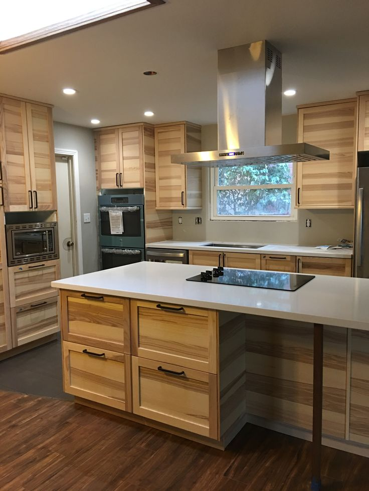 Ikea Torhamn kitchen in 2019 | Ikea kitchen, Diy kitchen ...