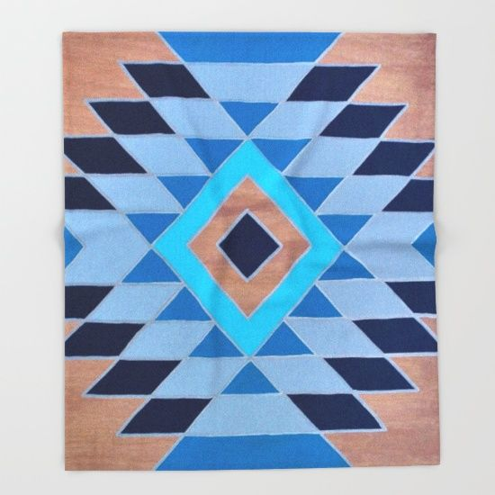 Mesa by Erin Jordan, $49. https://society6.com/product/mesa-xco_throw-blanket?curator=bestreeartdesigns