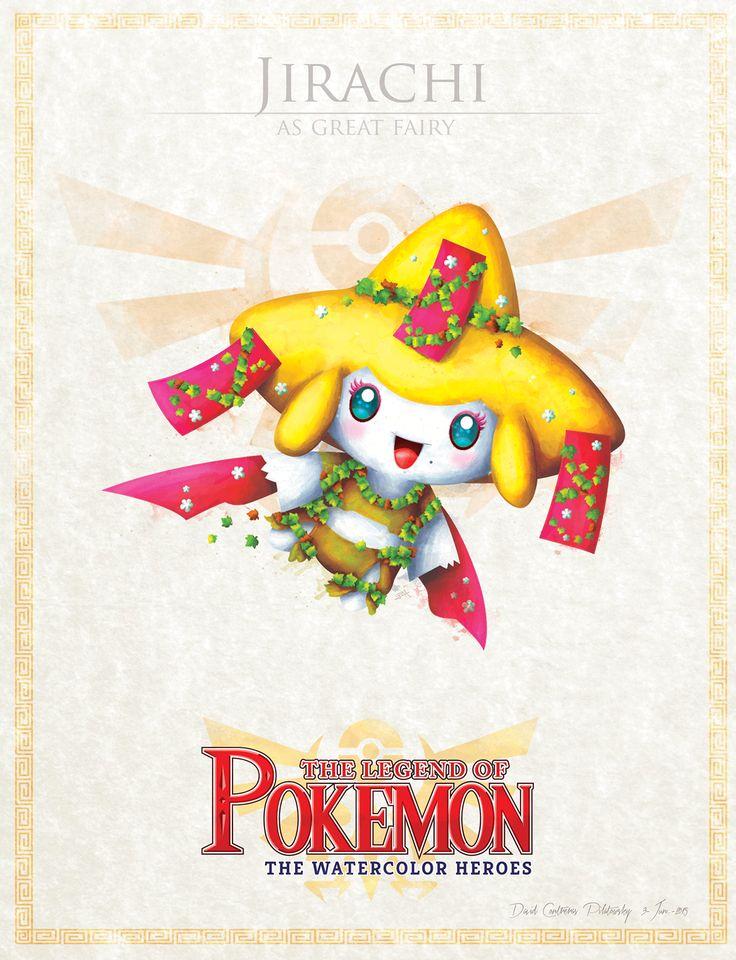 Top 21 des Pokémon à la sauce Zelda, le combo gagnant