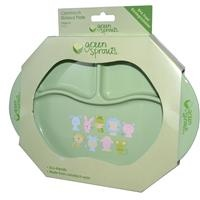 Looking for eco-friendly baby products? iPlay may be a brand to check out. Products include this biodegradable cornstarch divided plate as well sippy cups that are BPA-Free and so much more.