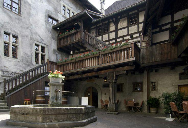 Schattenburg, Feldkirch, Austria