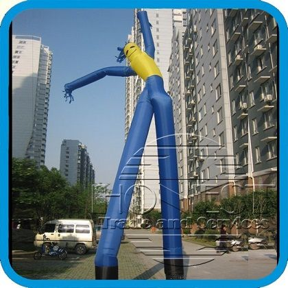 Inflatable sky dancer is of huge shape and dances beautifully. Logos on it bring incomparable advertising effects. Its non-stop action provides a good way to capture the attention of the public. @ http://honestinflatable.com/product/sky-dancer-halloween-costume-sky-dancer-costume