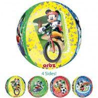 Shape Orbz Mickey Mouse 38cm x 40cm $17.95 U28399