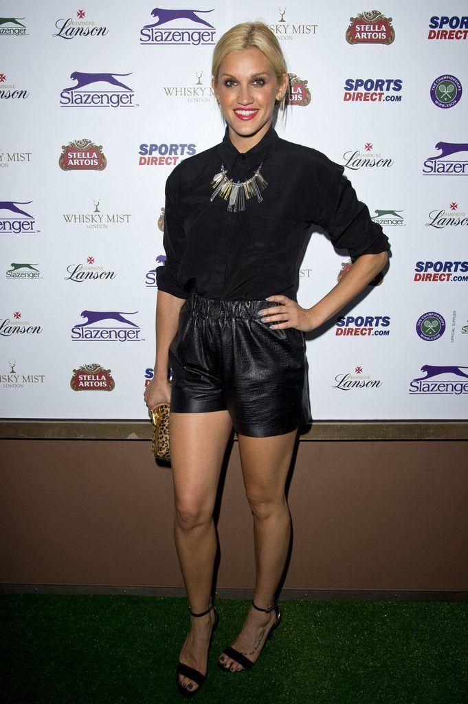 Ashley Roberts Short Shorts - Ashley Roberts Looks - StyleBistro