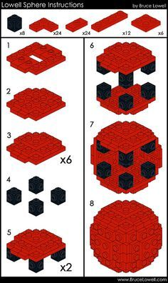 Lego Ball instruction