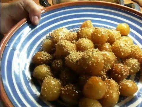 Χανιώτικοι λουκουμάδες - οι σιροπιαστοί | TasteFULL