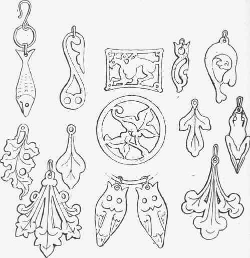jewelry drawings designs
