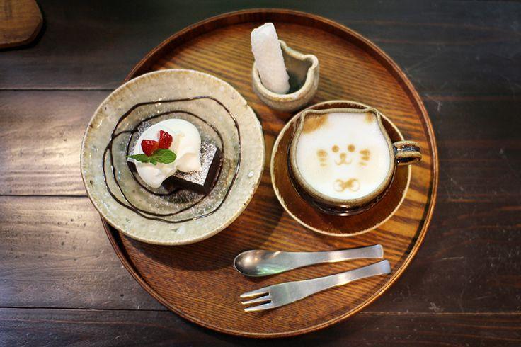 후쿠오카 여자혼자 여행, 텐진카페 '키르훼봉(Quil Fait Bon)'& '카페 유우(Cafeゆう)' : 네이버 블로그