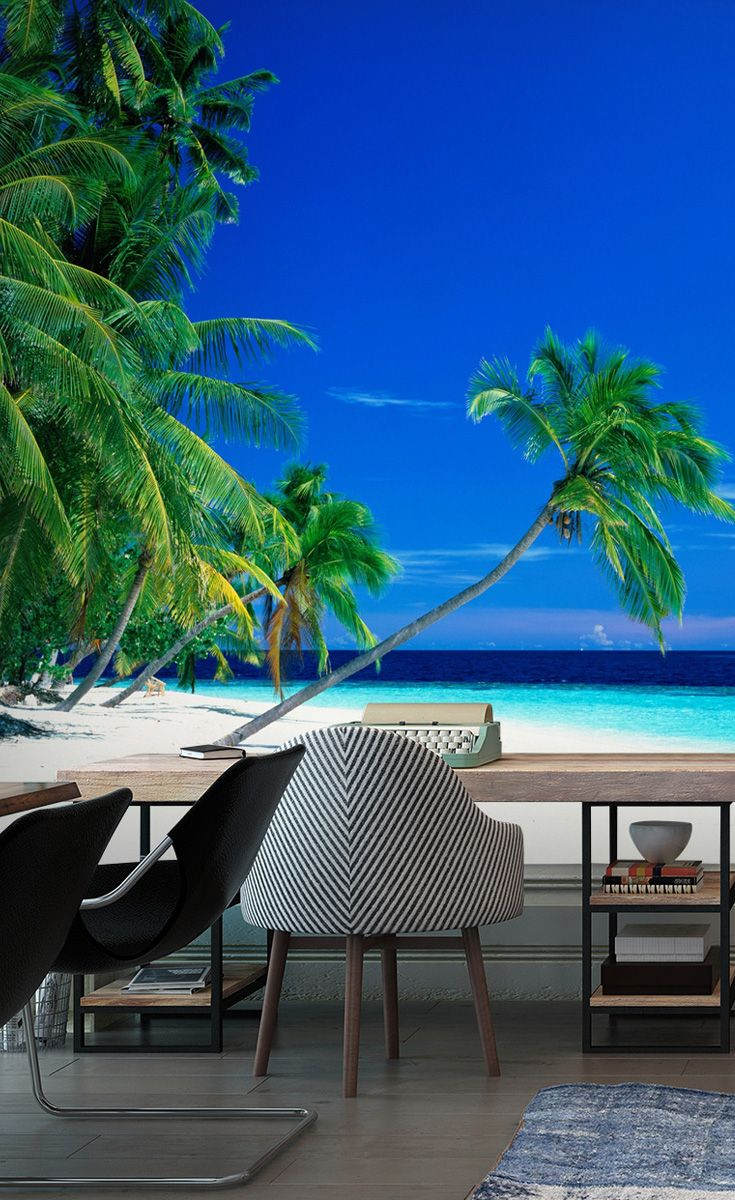 72 best breathtaking beach wall murals images on pinterest photo white beach wall mural