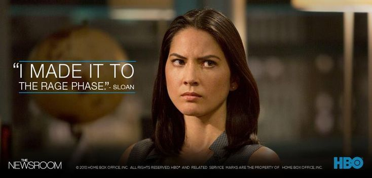 Olivia Munn, 2013, Sloan Sabbith, HBO, The Newsroom