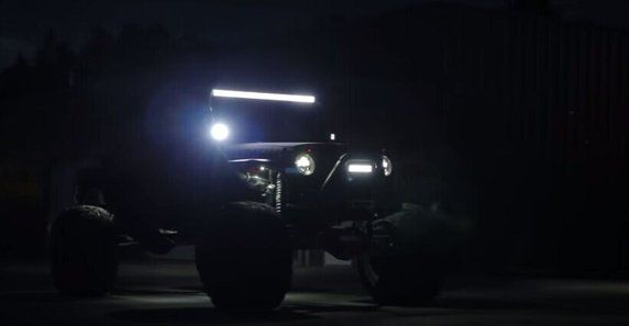 The Advantage Of The Off Road Led Light Bar - Share Best LED Light Bar to You - Quora