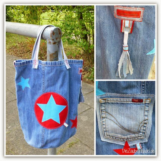 1000+ Bilder zu Jeans auf Pinterest   Jeans-Tasche, alte Jeans und ...