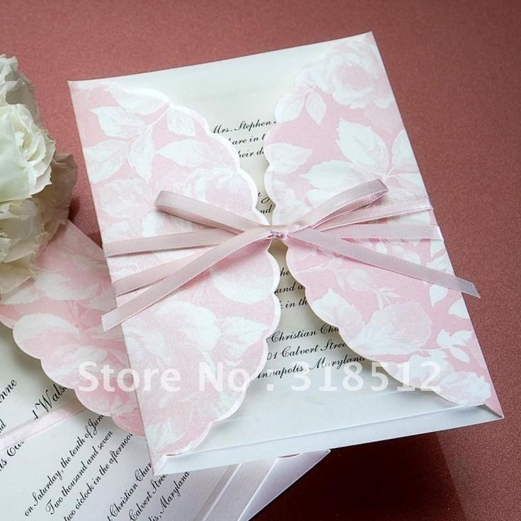Baby Girl Shower Invitations  Baby Shower Invites  Pink Invitations  Personalized  Wedding Invitations   Pack of 3530 best invitation card images on Pinterest   Invitation ideas  . Personalized Wedding Cards. Home Design Ideas