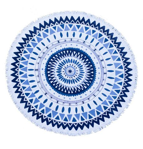'The Marjorelle' Roundie Towel by The Beach People   The Horse
