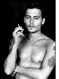 Johnny Depp will be my husband.