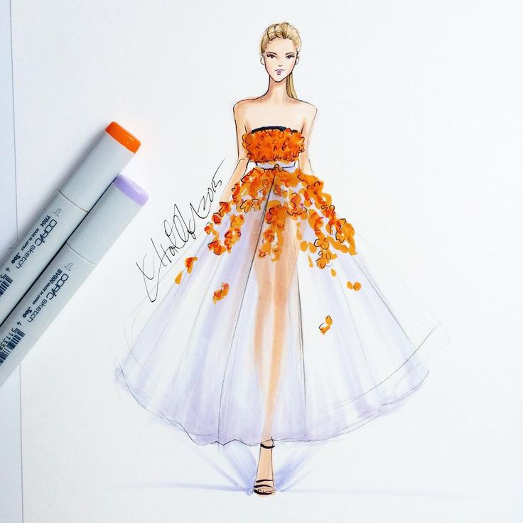 451 Best Fashion Illustration Images On Pinterest