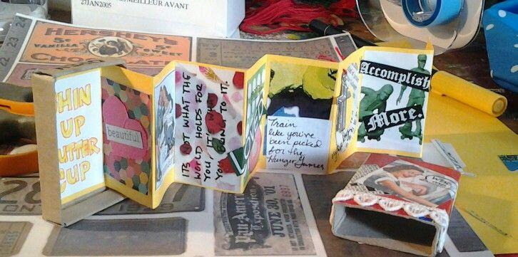 Match box, inspiration box