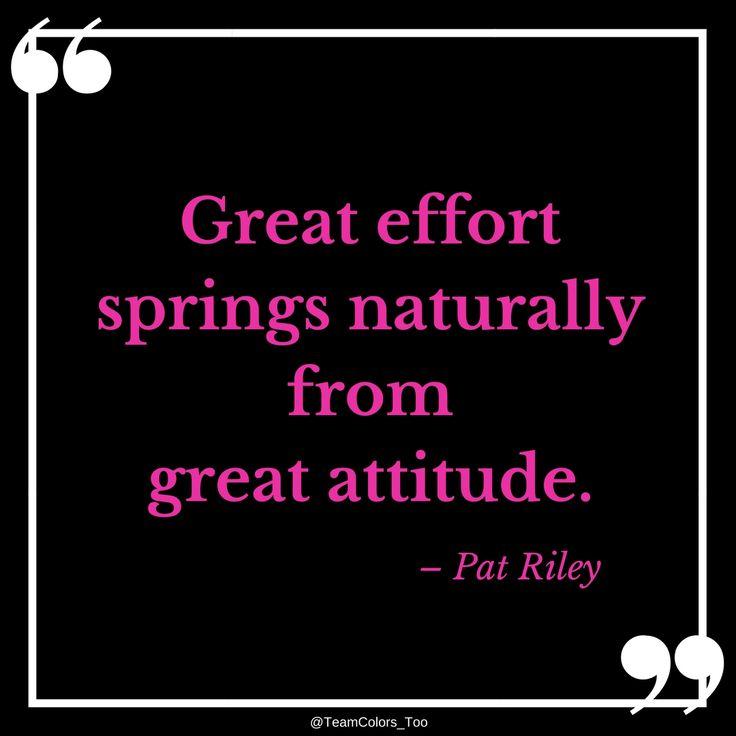 Pat Riley #MotivationalQuote #SportsQuotes
