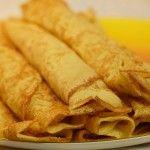 """recette de pâte à crêpes à tomber ! Savoureuses, parfumées et moelleuses... vous allez devenir accro ! Pendant le week-end, ou pour une soirée crêpes, pensez-y ! ...par """"herve cuisine"""""""