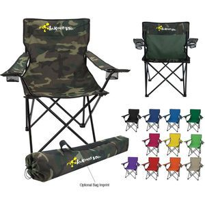 Have a seat in one of our top-selling promotional chairs. Great for swim teams, company outings, or any sport organization fundraiser.