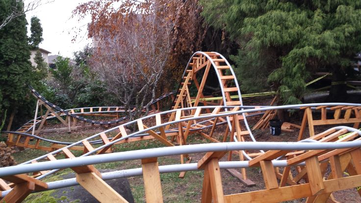 Pin by Paul Gregg on christmas crafts | Roller coaster ...
