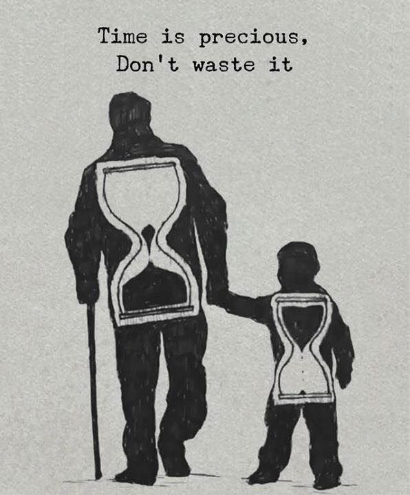 Time Is Precious Dont Waste It Time Quotes Reality Quotes Wisdom Quotes