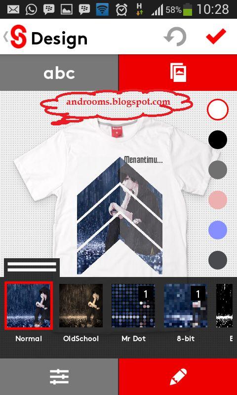 Aplikasi Desain Baju di Android yang paling keren abizzzzzzzz >> http://androoms.blogspot.com/2015/03/aplikasi-desain-baju-di-android.html
