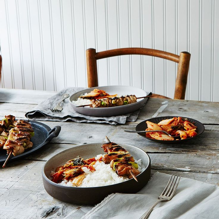Pork Bulgogi Yakitori Recipe on Food52 recipe on Food52