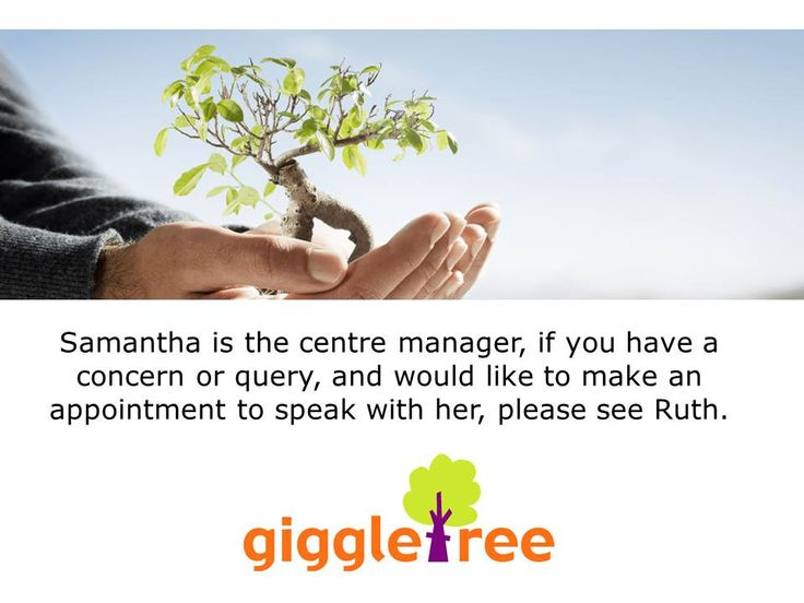 Looking for childcare management company with a difference? Check out giggletree.com.au
