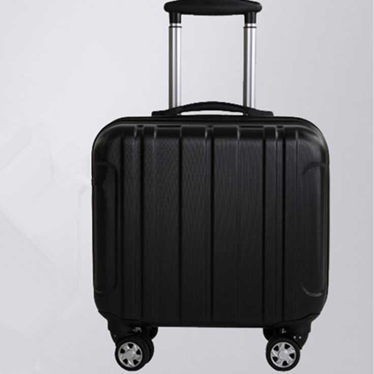103.43$  Buy now - http://aliwn8.worldwells.pw/go.php?t=1676543848 - YISHIDUN Men ABS+PC squares colors bags women suitcase universal wheels computer travel trolley rolling luggage bag maletas 16 103.43$
