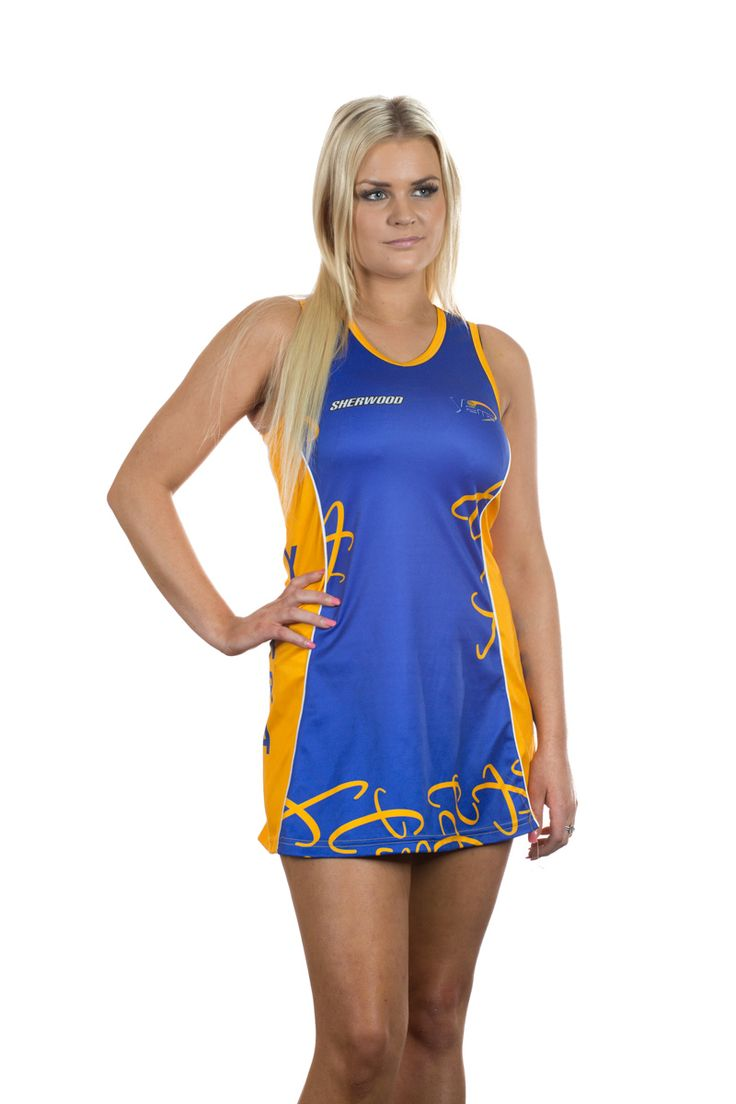 CUSTOM MADE NETBALL DRESS'S