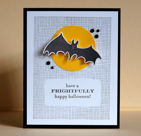 214 best ♥ halloween cards ♥ images on Pinterest | Holiday cards ...