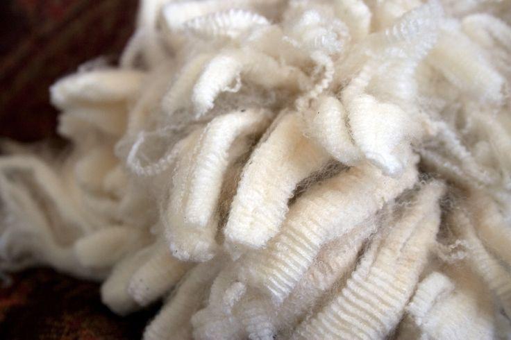 Spinning New Zealand Merino Wool