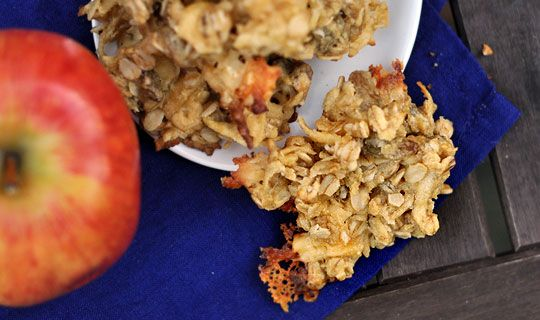 Apple Gouda Oatmeal Cookies...very intriguing