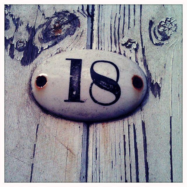 Number 18 by Leo Reynolds, via Flickr